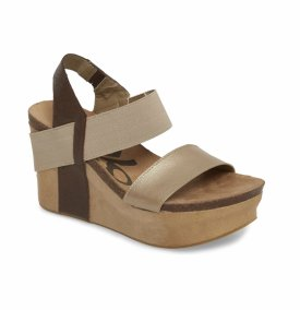 OTBT Bushnell Wedge Sandal $124.95