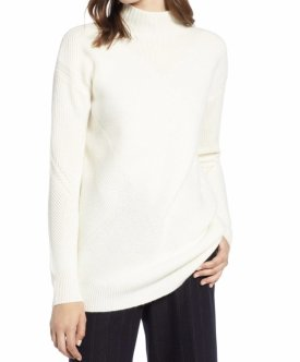 Halogen Wool Cashmere Sweater $107.40