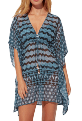 Island Time Cover-Up Caftan $79