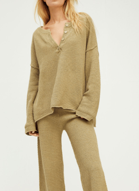 Free People Sweater Set $128