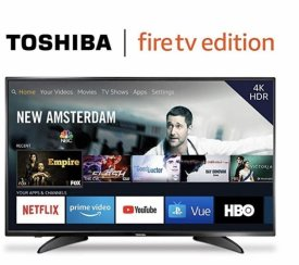 Toshiba 43in HD Fire Tv $199.99