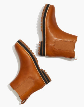 Madewell Ivy Chelsea Boot $198