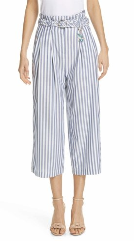 Ted Baker London Colour By Numbers Delyn Stripe Trousers