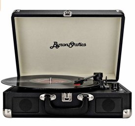 Byron Statics Turntable $39.91