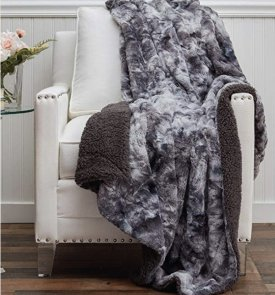 Connecticut Home Company Reversible Blanket $22.99