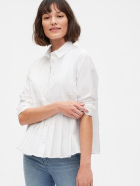 GAP Pleated Blouse $30