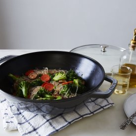 Staub Perfect Pan with Glass Lid