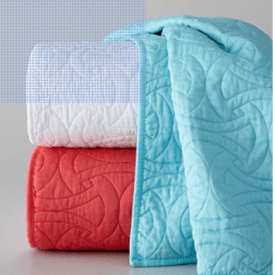 Yummy Coverlet For Summer