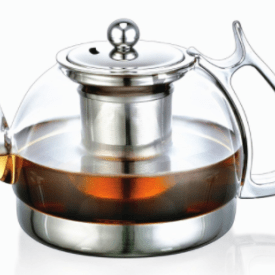 Heat Resistant Glass Kettle