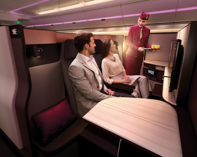 Qatar airways cabin crew recruitment event bangkok july 2018 better aviation - Qatar airways paris office ...