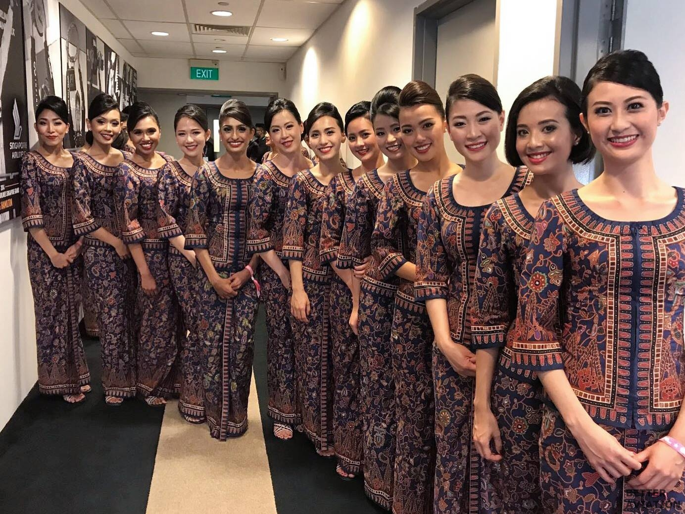 Dating singapore airlines stewardess recruitment