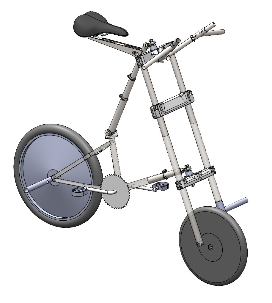 Try our experimental bicycle geometry test rig