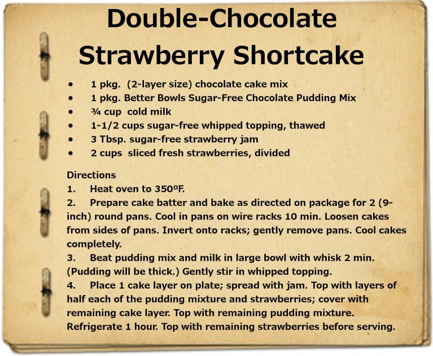 DoubleChocolateStrawberryShortcake