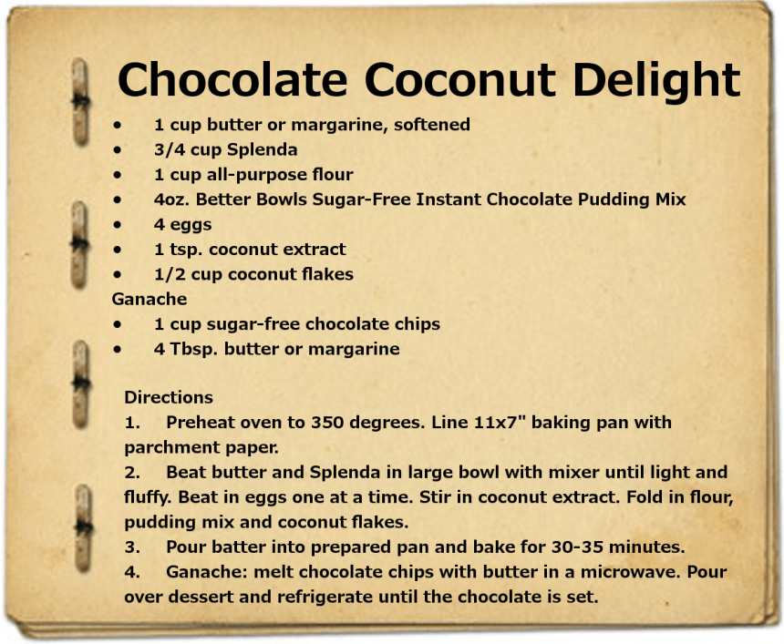 ChocolateCoconutDelight
