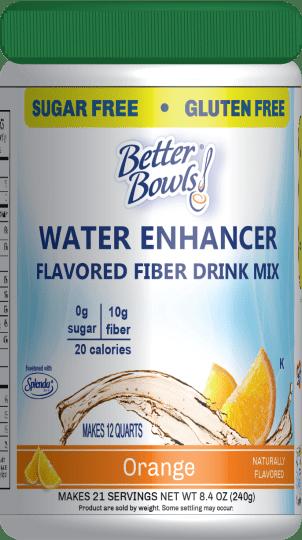 Orange Water Enhancer