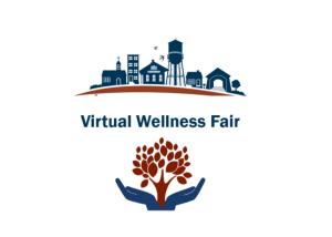 Virtual Wellness Fair Logo 2