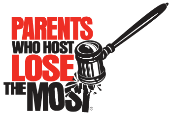 Parents Who Host Lose The Most logo