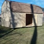 12x20x13 7'sidewalls Barn #1