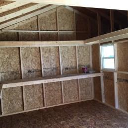 12x16x12 7'sidewalls Inside