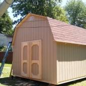 12x16x12 6'sidewalls Barn #2