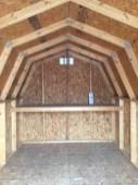 8x12x8 4'sidewalls Inside