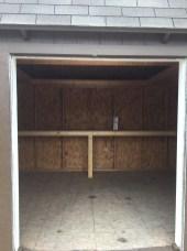 10x16x11 7'sidewalls Inside