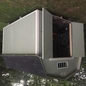 10x12x10 6'sidewalls Barn #1
