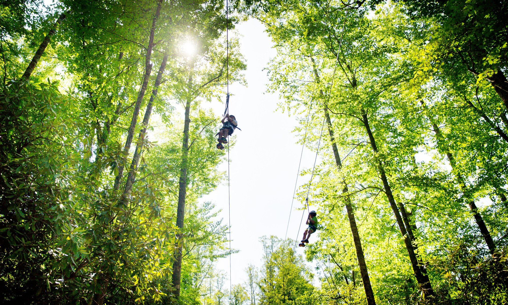 outdoor outreach featured image zip lining