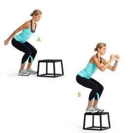 Image result for Box jumps