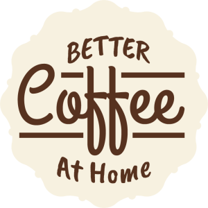 better coffee at home logo