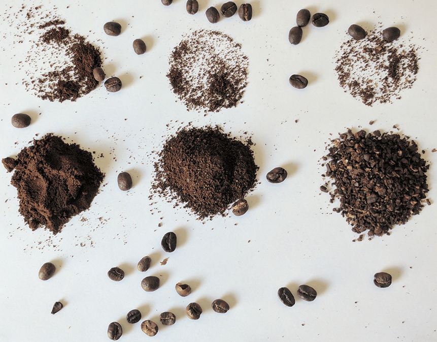 Coffee Grind Sizes