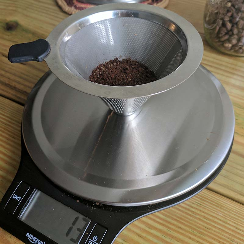 coffee-weight