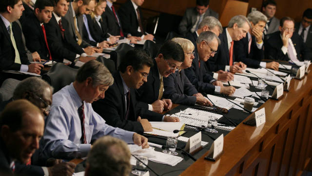 Your condo association committees will hopefully be more productive than their congressional counterparts.