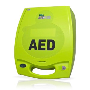 The AED is a life saving device that can enhance your condo association safety and security. (credit: AED.com)