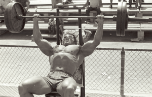 It took Arnold time to get big.  And steroids, but let's not focus on that.