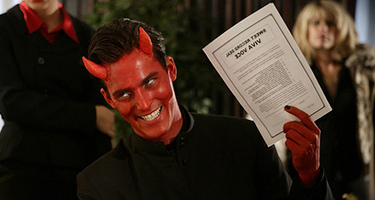 Make sure your lease has the right clauses in case you've inadvertently rented to Satan.