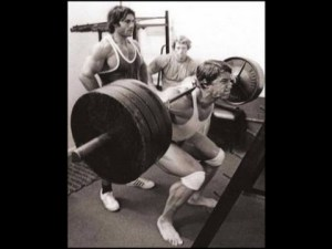 Not that kind of legwork. But you should consider squatting, it's great for your body!