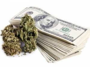 Money and weed