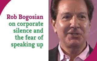 Corporate Silence