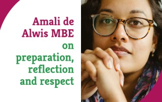 Preparation Reflection Respect