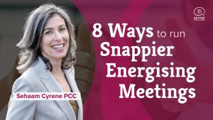 Energising Meetings