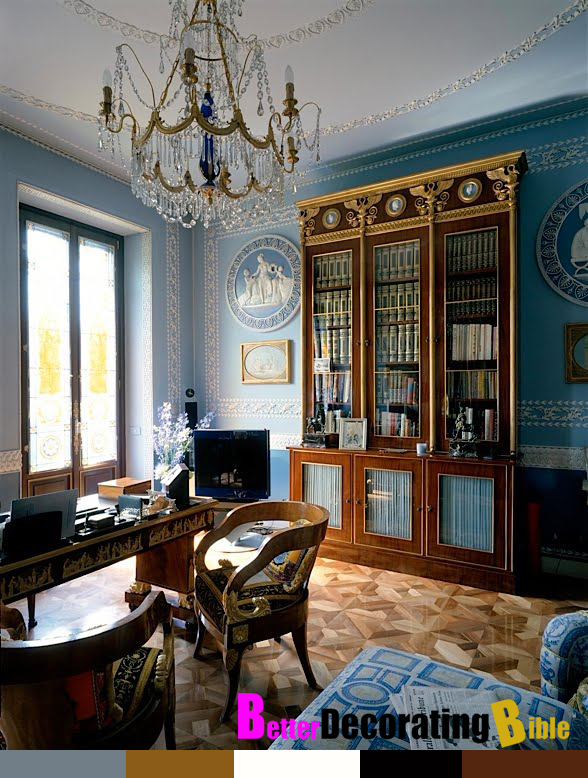 Celebrity Home Inside Donatella Versaces Apartment