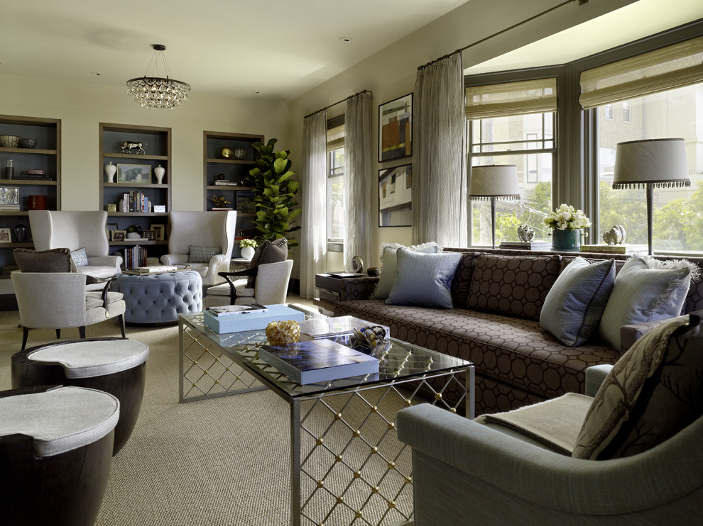 How To Take Advantage Of A Large Living Room