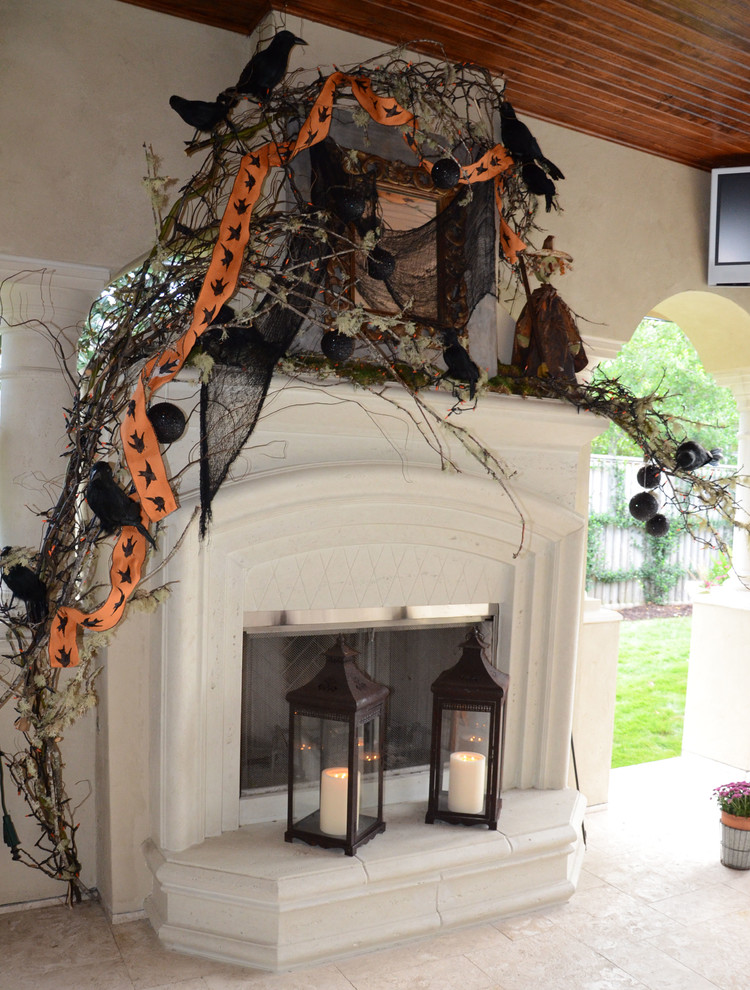 Halloween Home Tour How To Decorate Your Spooky Home