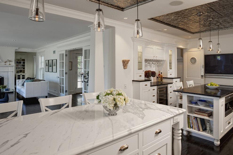 All About Quartz Kitchen Countertops