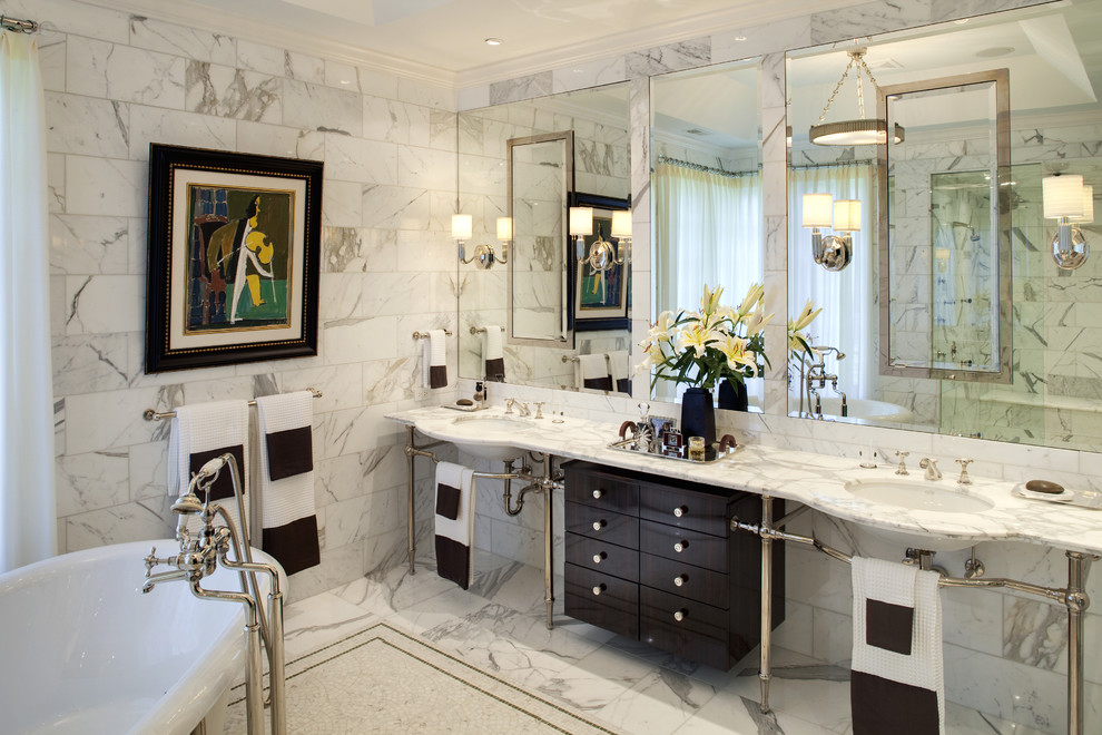 Hot For 2017 Decorating Your Bathroom In Silver Hues Our