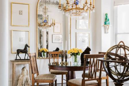 Watch out for these Dining Room Trends for 2018     Photo  F D Hodge Interiors