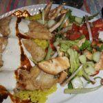 Lebanese Fish Fry Dinner