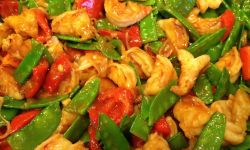 Quick Shrimp Stir-Fry