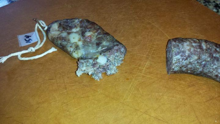Broken salami failure